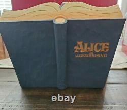 Alice in Wonderland Happy Unbirthday Disney Traditions Jim Shore Figurine Statue