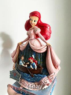 Ariel Twilight Serenade Disney Traditions by Jim Shore