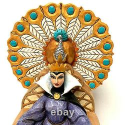 Department 56 Disney Traditions by Jim Shore Evil Queen on Throne Enesco 4043649