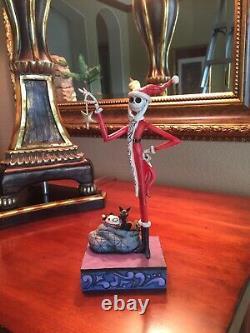 DisneyTraditions Enesco/JimShore Collecton Santa Jack Nightmare Before Christmas