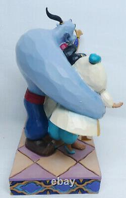 Disney Enesco Traditions 6005967 Shore Aladdin Gruppenumarmung Group Hug BART