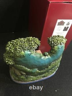 Disney Jim Shore Mickey Jungle Cruise Croisiere Dans La Jungle Figurine New
