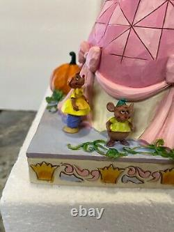 Disney Jim Shore Princess Cinderella & Mice Full Event Exclusive Figure 4062249