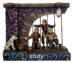 Disney Parks PIRATES OF THE CARIBBEAN JAIL SCENE Jim Shore Figurine Figure Rare