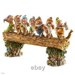 Disney Traditions 4005434 Homeward Bound Seven Dwarfs Figurine