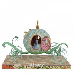 Disney Traditions 6007055 Enchanted Carriage (Cinderella) New & Boxed