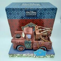 Disney Traditions Cars Mater Git-R-Done 4023568 Jim Shore Disney New With Tag