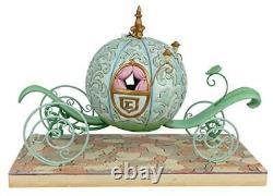 Disney Traditions Cinderella Pumpkin Coach Carriage Jim Shore Enesco/ NIB