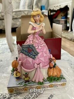 Disney Traditions Cinderella, colour. Signed Jim Shore, Showcase, Enesco