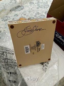 Disney Traditions Cinderella, signed By Jim Shore, Showcase, Enesco Figurine