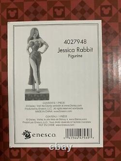 Disney Traditions Enesco Jim Shore Jessica Rabbit Statue With Box