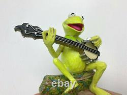 Disney Traditions FIND YOUR RAINBOW CONNECTION Kermit the Frog JIM SHORE 4020800
