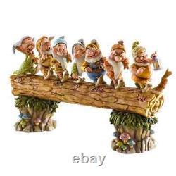 Disney Traditions Homeward Bound NEU&OVP Jim Shore sieben Zwerge 7 dwarfs Figur