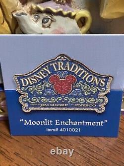 Disney Traditions Jim Shore And Jim Enesco Collectibles Moonlit Enchantment