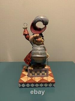 Disney Traditions Jim Shore Captain Hook And Mr. Smee Beware with box