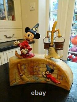Disney Traditions Mickey Fantasia Summoning The Stars 75 Year Anniversary