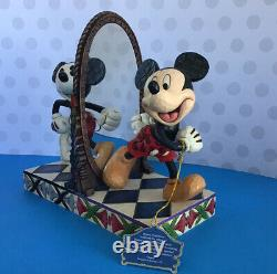 Disney Traditions Mickey Mouse 80 Years Of Laughter Jim Shore Figure Statue