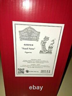 Disney Traditions Prince John Sir Hiss Figure. Brand new. 4050418. ENESCO