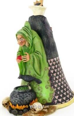 Disney Traditions Showcase Enesco Jim Shore Snow White & The 7 Dwarfs Wicked