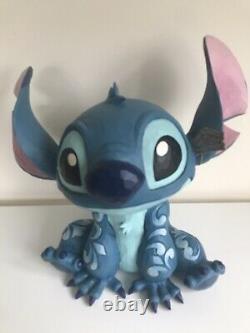 Disney Traditions Showcase Large Stitch Statue BNWT Boxed. Enesco
