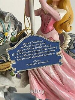 Disney Traditions Showcase Princess Of Beauty Sleeping Beauty Aurora Carousel