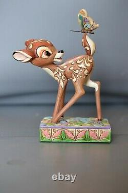 Disney Traditions by Jim Shore Bambi Wonder of Spring