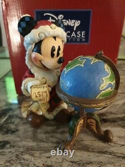 Disney traditions Santa Mickey mouse Seasons greetings around the world rare