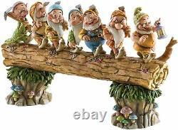 ENESCO Disney Traditions Homeward Bound (Seven Dwarfs Figurine) 4005434 19.5cm