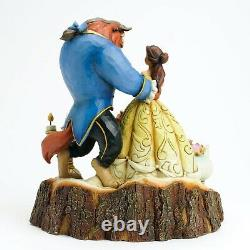 Enesco Disney Traditions Carved Series by Jim Shore Tail As Old As Time 4031487
