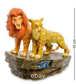 Enesco Disney Traditions Jim Shore 4040432 Figurine Simba and Nala