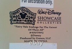 Enesco Disney Traditions Jim Shore SNOW WHITE The Fairest of Them All Figurine