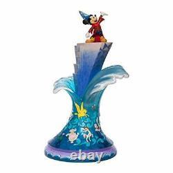Enesco Disney Traditions Sorcerer Mickey Masterpiece Figurine