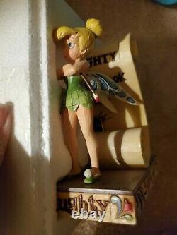 Enesco Disney Traditions by Jim Shore 4013972 Tinkerbell Naughty & Nice 2-Sided