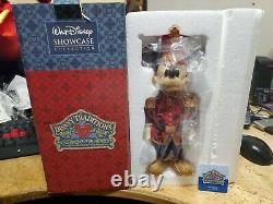 Enesco Disney Traditions by Jim Shore Mickey Mouse Nutcracker Figurine. Rare