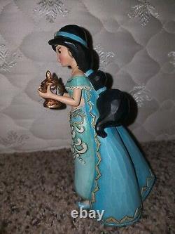Enesco Jim Shore Disney Princess Sonata Jasmine Arabian Prince #4020792