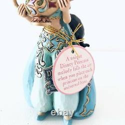 Enesco Jim Shore Disney Princess Sonata Jasmine Arabian Princess #4020792