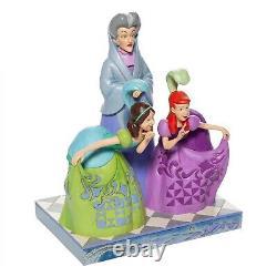 Enesco Jim Shore Disney Traditions LADY TREMAINE & STEP SISTERS Figurine 6007056
