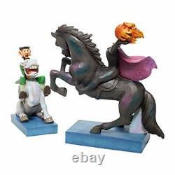 Enesco Jim Shore Disney Traditions Legend of The Sleepy Hollow Headless Horseman