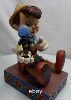 Figur Disney Pinocchio 75th Anniversary Shore Disney Tradition Jiminy 4043647