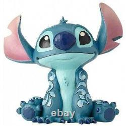 Gros Figurine Stitch Disney Traditions Jim Shore Enesco Big Figure 6000971