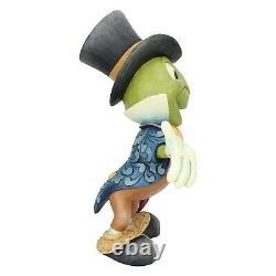 JIMINY CRICKET Figure Disney Traditions Jim Shore NEW 14.5 Big Fig 6005972