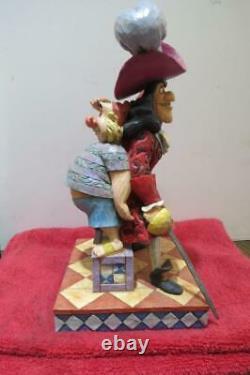 Jim Shore Captain Hook Disney Traditions
