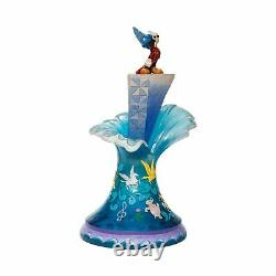 Jim Shore Disney SORCERER'S MICKEY MASTERPIECE STATUE-FANTASIA 6007053 NEW 2020