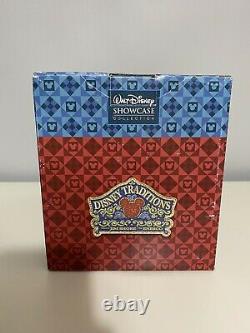 Jim Shore Disney Stitch Halloween in Lit Pumpkin VERY RARE 4016579