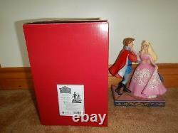 Jim Shore Disney Traditions Aurora Pink Dress 4059733 Figurine Brand New