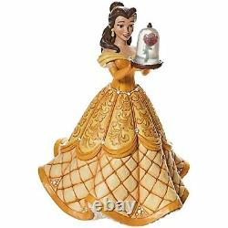 Jim Shore Disney Traditions Beauty & the Beast Belle Deluxe #1 in Series 6009139