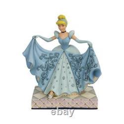 Jim Shore Disney Traditions Cinderella Transformation Figurine 6007054