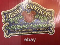 Jim Shore Disney Traditions Enesco, JESSIE & BULLSEYE TOY STORY- PIXAR Cond New