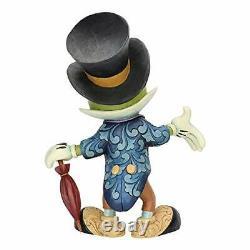 Jim Shore Disney Traditions Jiminy Cricket Figurine, 14.56 Ships Globally