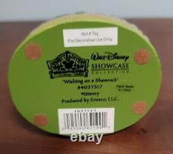 Jim Shore Disney Traditions MINNIE MOUSE WISHING ON A SHAMROCK #4037517